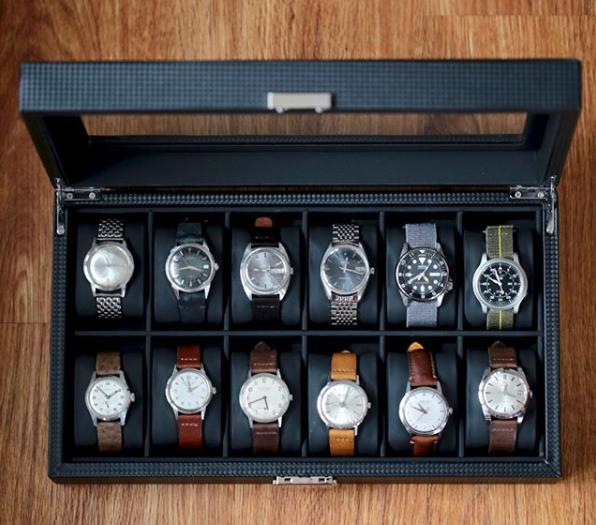 Watch storage case