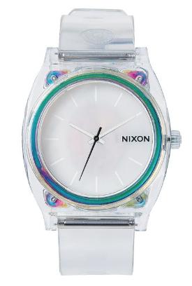 Nixon Time Teller P Translucent Watch
