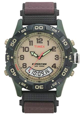 Timex Expedition Trial