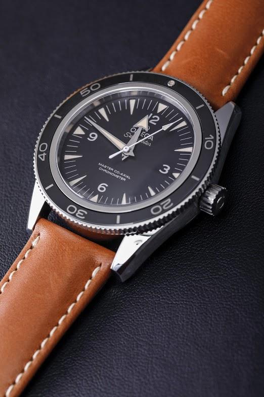 Omega Seamaster 300 Master Co‑Axial Chronograph