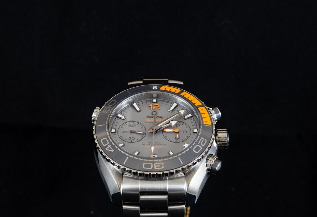 Omega Seamaster Planet Ocean 600M Co‑Axial Master Chronograph