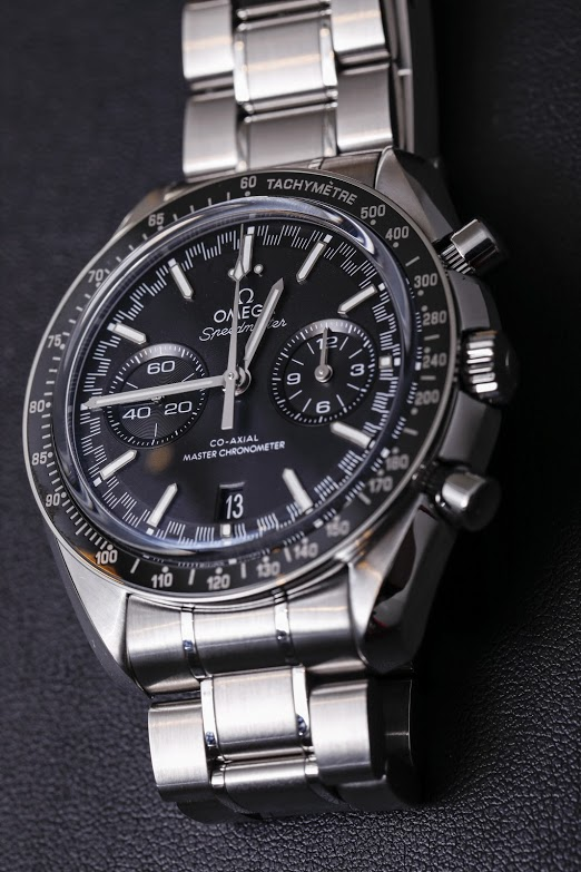 Omega Speedmaster Co‑Axial Chronograph