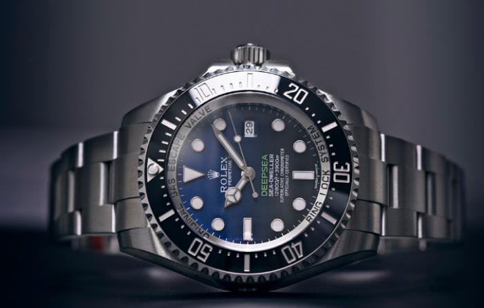 Rolex Sea-Dweller Deepsea