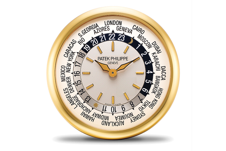 Wall Clocks: What You Need to Know Patek Philippe World Time Wall Clock