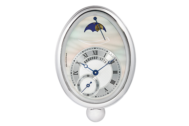 Wall Clocks: What You Need to Know Breguet Reine de Naples Wall Clock