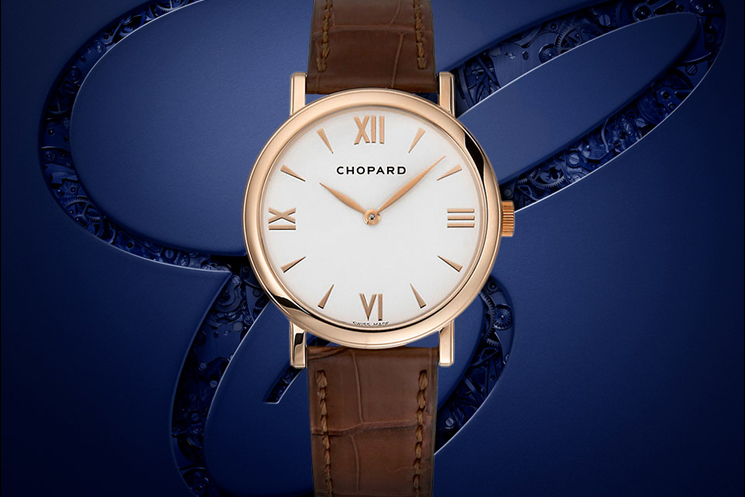 Chopard Classic Wedding Watches for the Bride and Groom