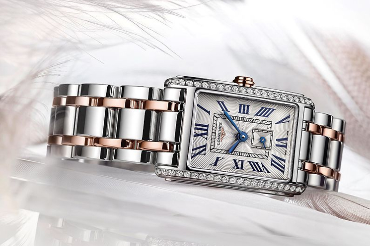 Longines DolceVita Wedding Watches for the Bride and Groom