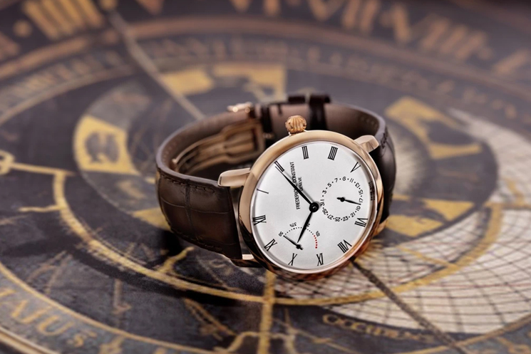 Frédérique Constant Slimline Wedding Watches for the Bride and Groom