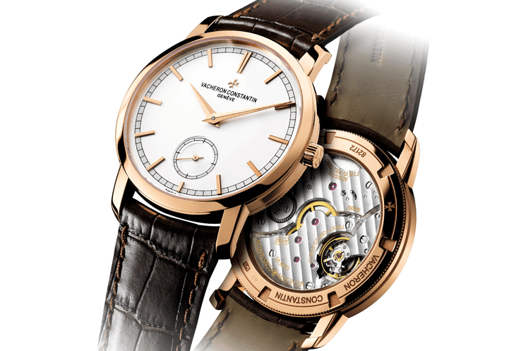 Vacheron Constantin Patrimony Wedding Watches for the Bride and Groom