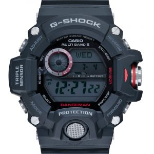 Casio G-Shock Rangeman Multi-Band 6 Atomic Timekeeping