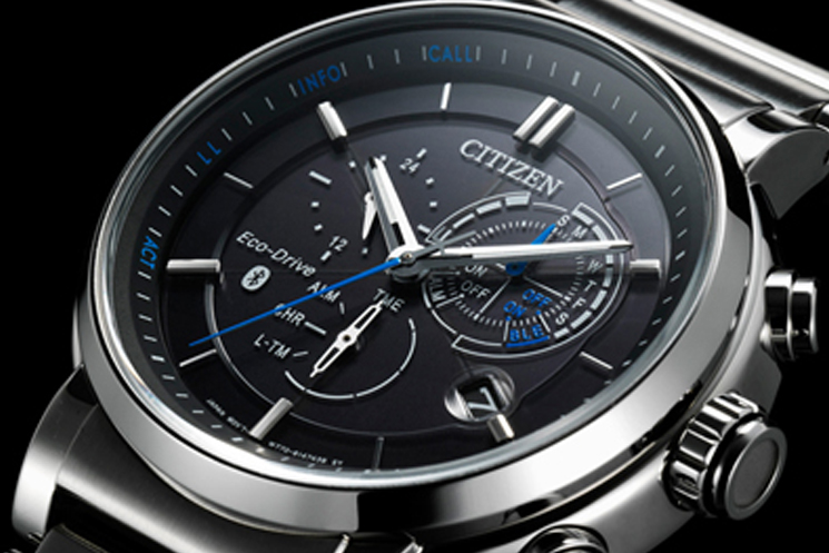 Citizen Eco-Drive Bluetooth