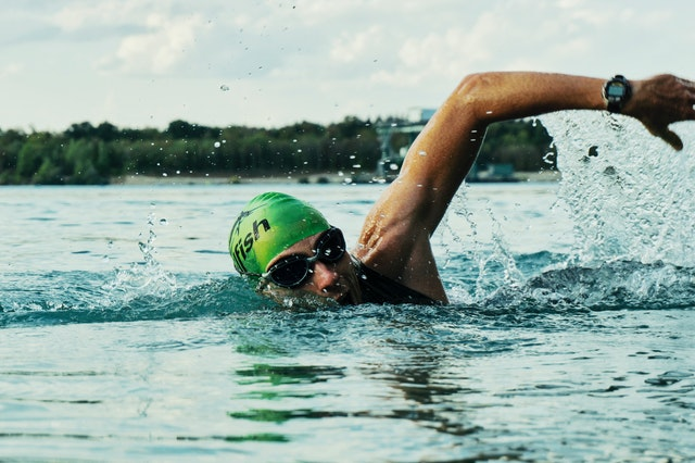 Olympic swimming sports watch