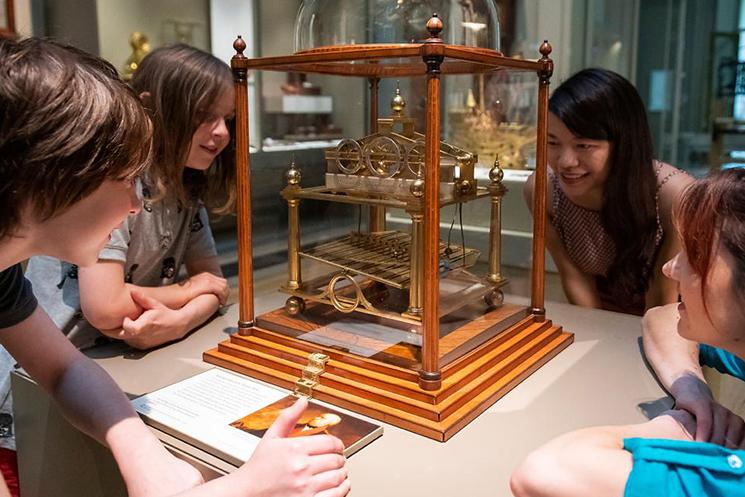 The British Museum | Clocks and Watches