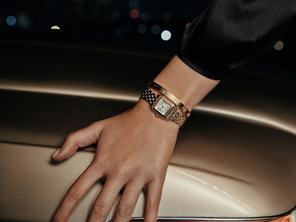 Cartier Jewelry and Watches