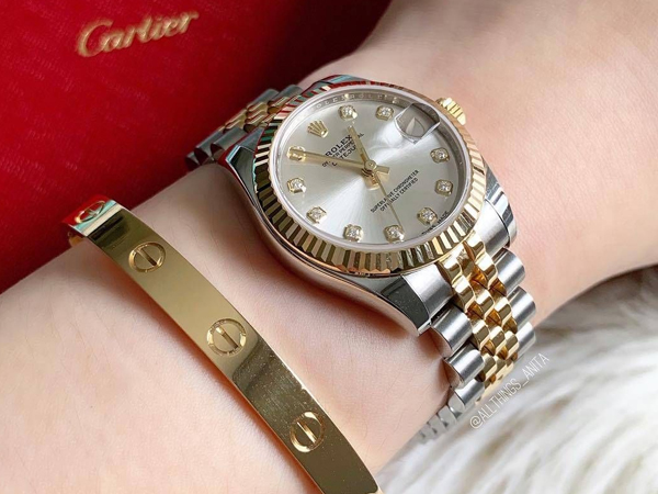 Cartier Rolex Jewelry and Watches