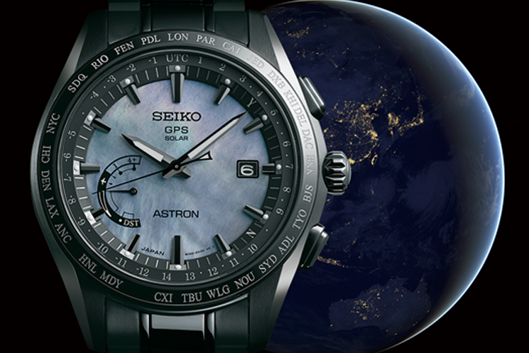 Seiko Astron 8X Series World-Time
