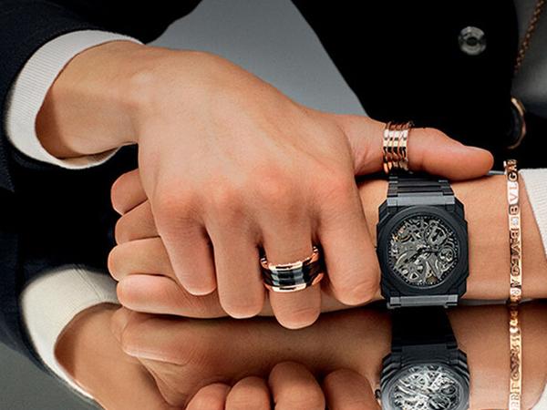 Bulgari Jewelry and Watches