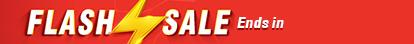 Flash Sale Header Banner