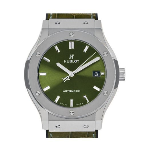 Green Watches Watches