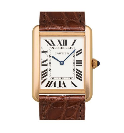 Rectangular Case Watches Watches