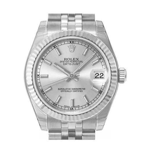 Silver Watches Watches