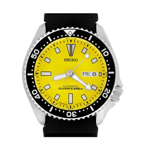 Yellow Watches Watches