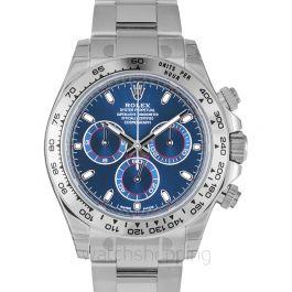 Rolex Cosmograph Daytona 116509/Blue-2016