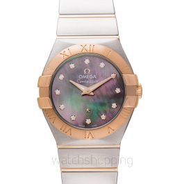 Omega Constellation 123.20.27.60.57.006