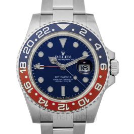 Rolex GMT Master II 126719BLRO