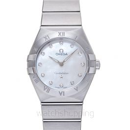 Omega Constellation 131.10.28.60.55.001