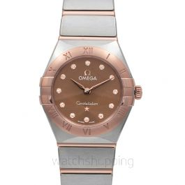 Omega Constellation 131.20.25.60.63.001