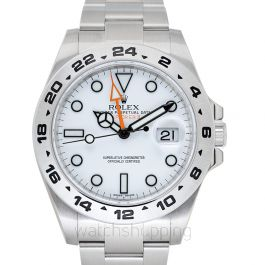 Rolex Explorer II 216570 White_@_26986