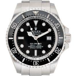 Rolex Sea Dweller 116660 Black_@_27892