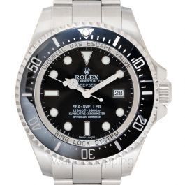 Rolex Sea Dweller 116660 Black_@_27894
