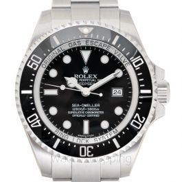 Rolex Sea Dweller 116660 Black_@_28120