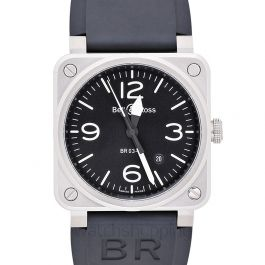 Bell & Ross Instruments BR0392-BLC-ST