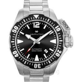 Hamilton Khaki Navy H77605135