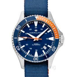 Hamilton Khaki Navy H82365941