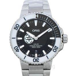 Oris Aquis 01 743 7734 4184-Set MB