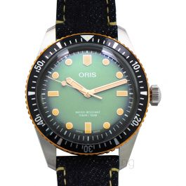 Oris Divers 01 733 7707 4337-SET
