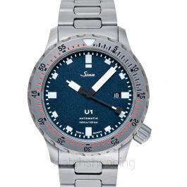 Sinn Diving Watches 1010.0102-Solid-2LSS
