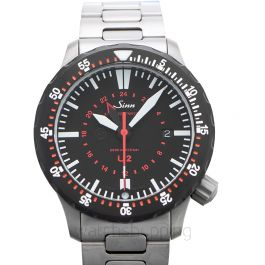 Sinn Diving Watches 1020.050-Solid-2LSS