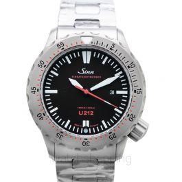 Sinn Diving Watches 212.040-Solid-2LSS