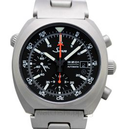 Sinn Instrument Chronographs 140.020-Solid-2LSS