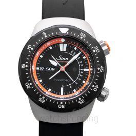 Sinn Instrument Watches 112.010-Silicone-LFC-Blk