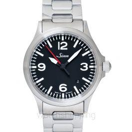 Sinn Instrument Watches 556.0141-Solid-2LSS