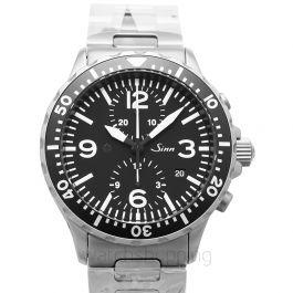 Sinn Instrument Watches 757.010-Solid-2LSS
