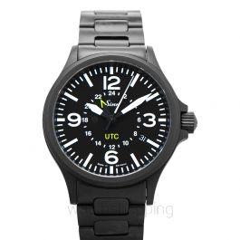 Sinn Instrument Watches 856.020-Solid-2LS-BLK