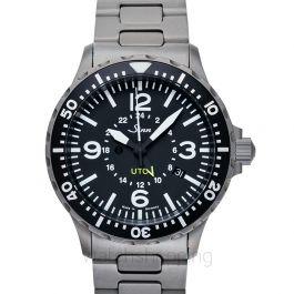 Sinn Instrument Watches 857.010-Solid-2LSS