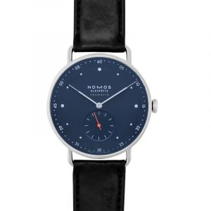 Metro Neomatik 39 Midnight Blue Automatic Blue Dial 38.5mm Men's Watch
